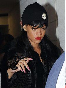 Rihanna vernis