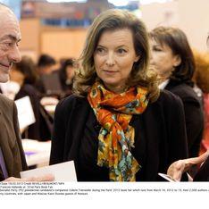 Valérie Trierweiler : Elle continue son travail chez Paris Match