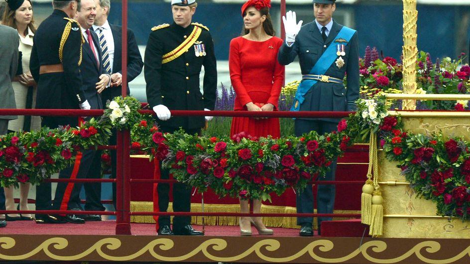 Kate Middleton : En Alexander McQueen pour le jubilé de la Reine (Photos)