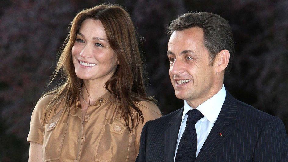 Nicolas Sarkozy et Carla Bruni : Leur première sortie cinoche !