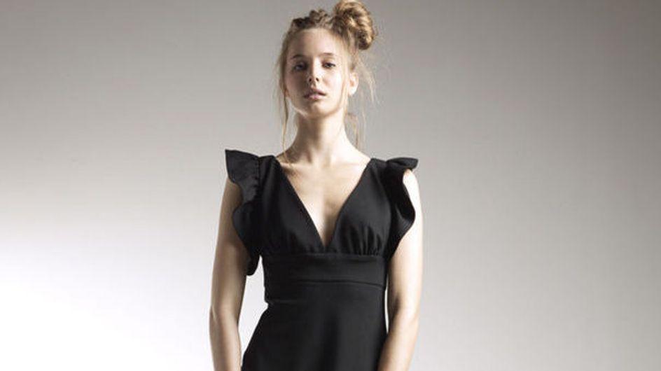 Delphine Manivet relooke la petite robe noire pour La Redoute (Photos)