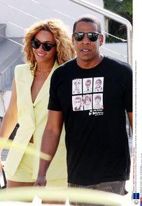Beyoncé Jay-Z vacances