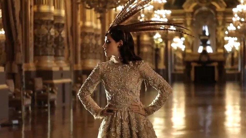 Kristen Stewart : Les coulisses de son shooting pour Vanity Fair (Vidéo)