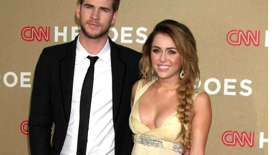 Miley Cyrus : Fiancée à Liam Hemsworth
