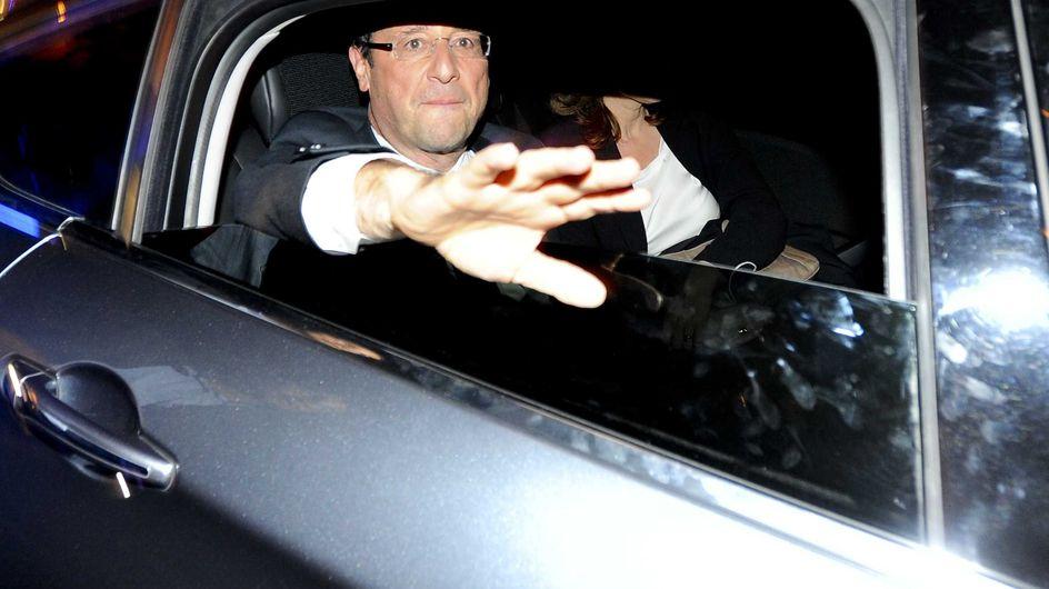 François Hollande : Repéré roulant à 160 km/h sur l'autoroute