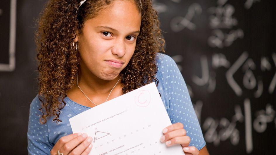 Education : Les enfants traumatisés par les notes ?