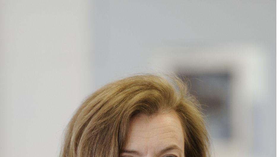 """Valérie Trierweiler : """"Avec François Hollande, on se conseille et on s'écoute"""""""