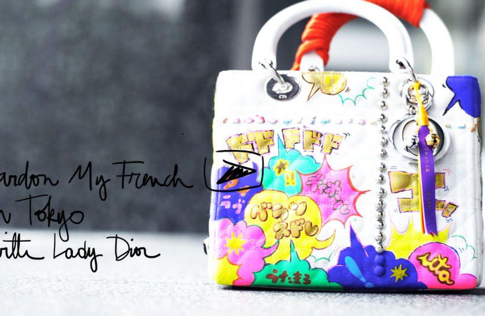 Dior : Un carnet de voyage pour Lady Dior ! (Vidéo)