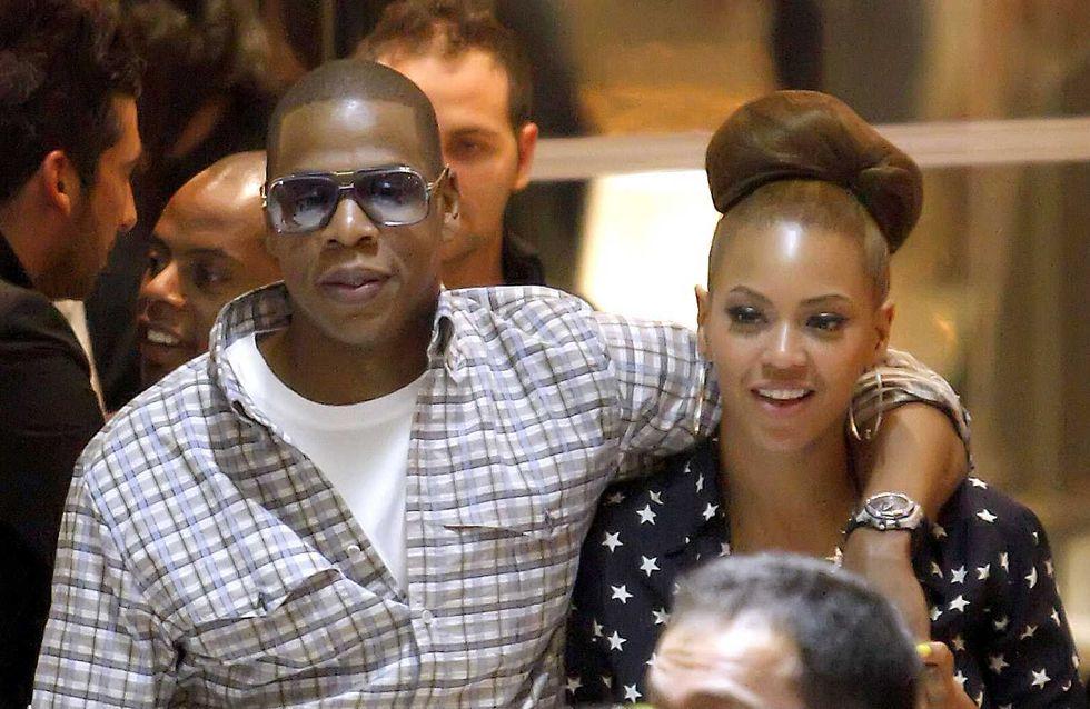 Beyoncé : Un look sexy et rock à Paris ! (Photos)