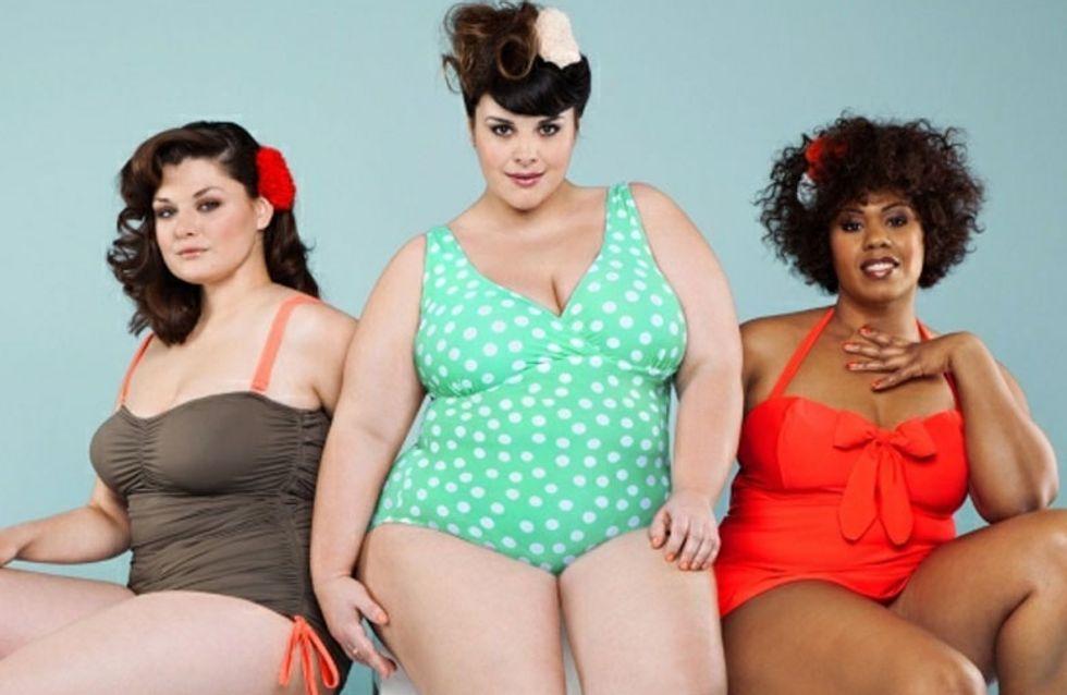 La Redoute : Big Beauty crée des maillots pour Taillissime (Photos)