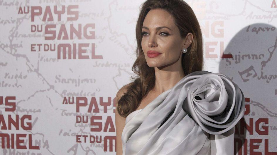Angelina Jolie : Bientôt un film érotique ?