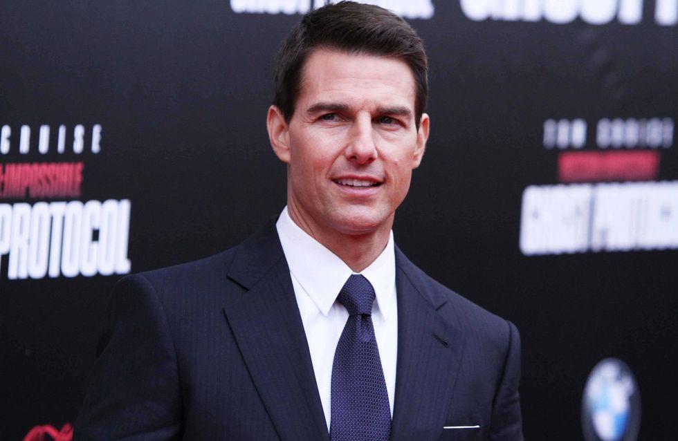 Tom Cruise : Jaloux de Dawson ?