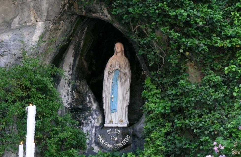 Les scientifiques reconnaissent que l'eau de Lourdes pourrait guérir
