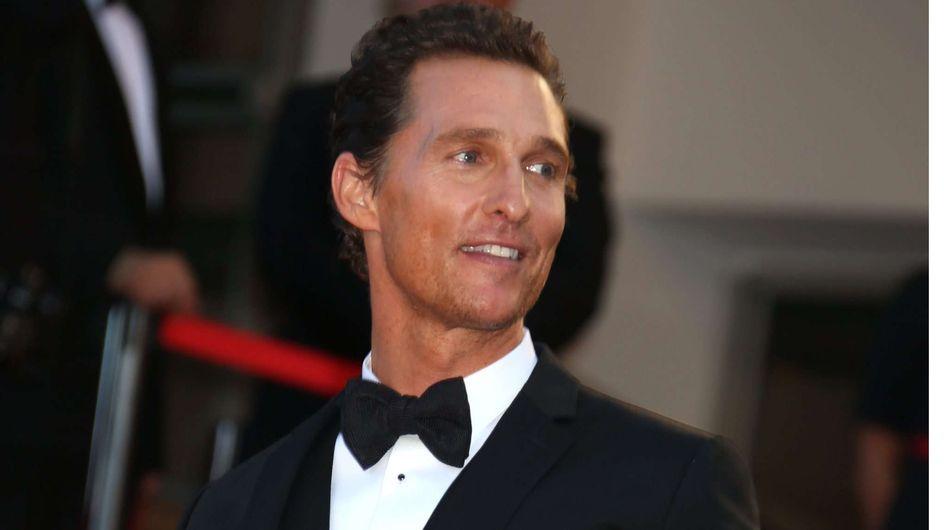Matthew McConaughey : Il s'est marié avec Camila Alves !