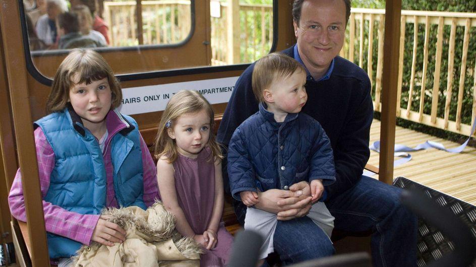 David Cameron : Il oublie sa fille de 8 ans dans un pub !