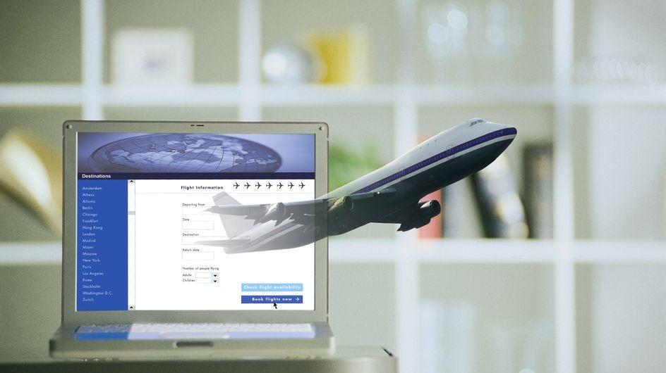 Air France : Bientôt Internet en plein vol !
