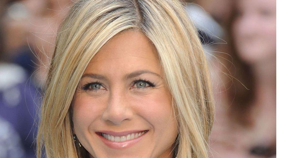 Jennifer Aniston : Accro à la vaseline !