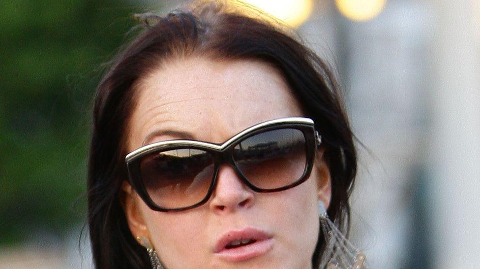 Lindsay Lohan : La prison lui pend au nez !