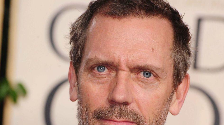 Hugh Laurie : De Dr House à Robocop !