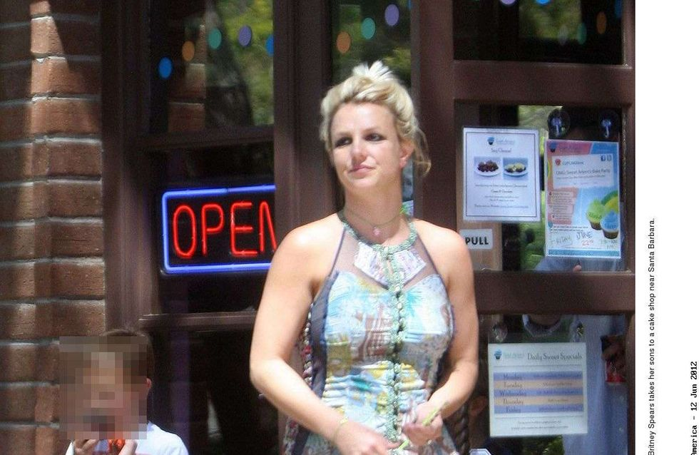 Britney Spears : Le pire look de la semaine ! (Photos)