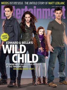 Twilight : Renesmée et ses parents, Edward et Bella