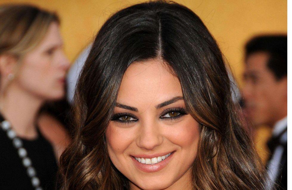 Mila Kunis : Elle ne se trouve pas vraiment sexy