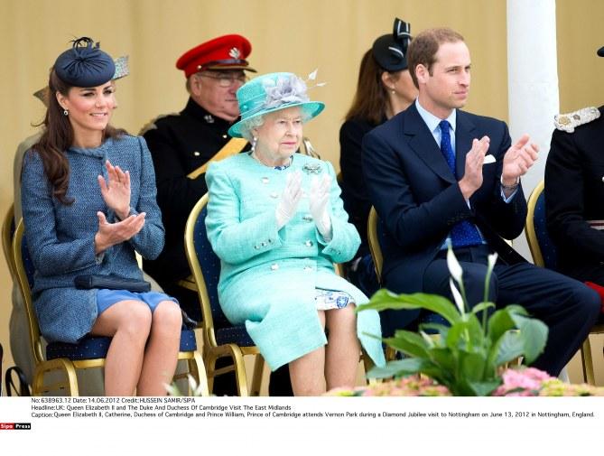 Kate Middleton porte deux fois la même veste