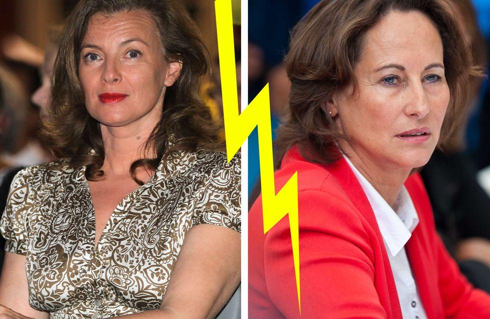 Trierweiler vs Royal : Etes-vous plutôt pour Ségo ou Valoche ? (Vidéo Exclu)