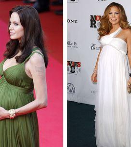 Grossesse : 3 conseils de stars pour retrouver la ligne après l'accouchement