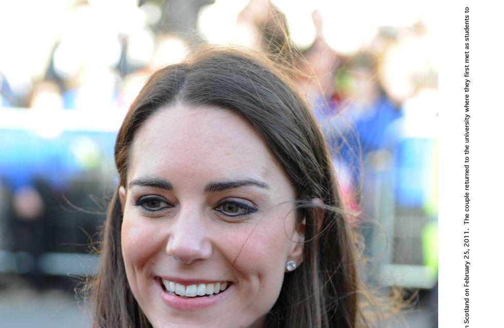 Kate Middleton : Belle des champs dans un look forestier ! (Photos)