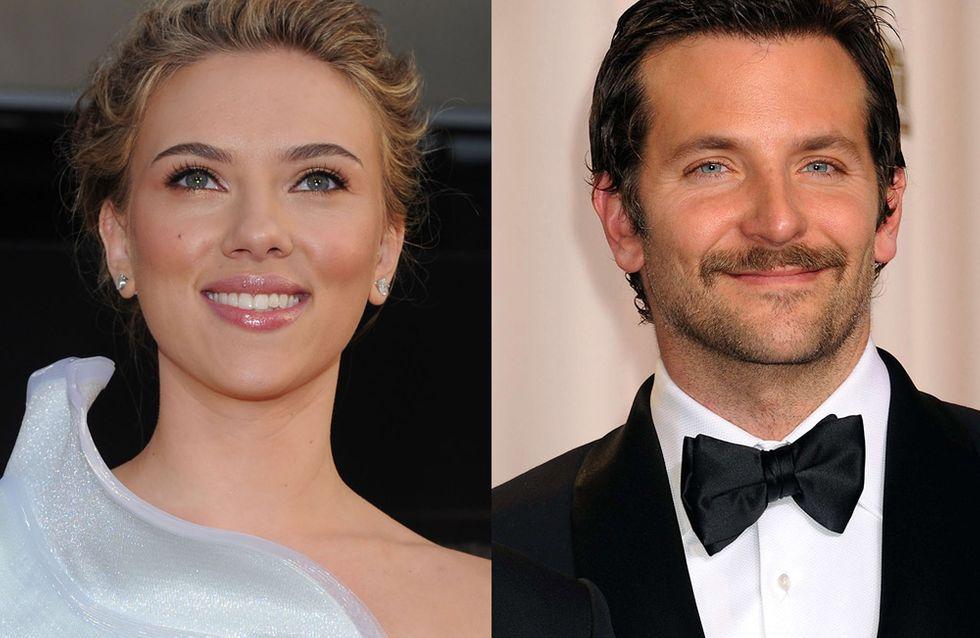 Scarlett Johansson : Son dîner aux chandelles avec Bradley Cooper