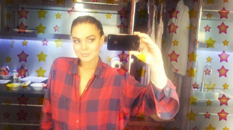 Lindsay Lohan : Rétablie, elle le prouve sur Twitter (Photos)