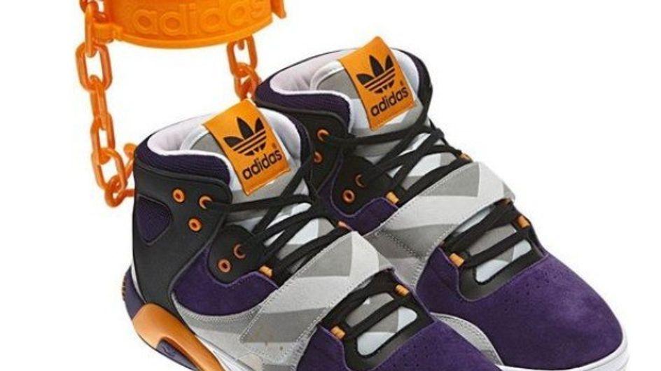 """Adidas : Un modèle de sneakers au design """"esclavagiste"""""""