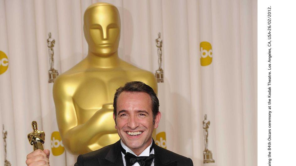 Jean Dujardin : The Artist fête ses 40 ans (Photos)