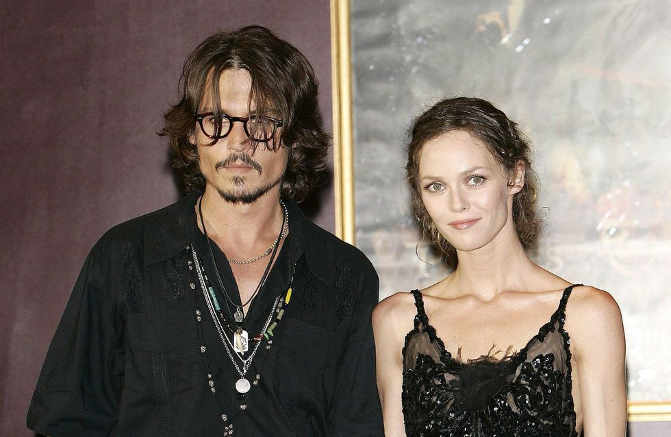 Johnny Depp et Vanessa Paradis, la séparation !