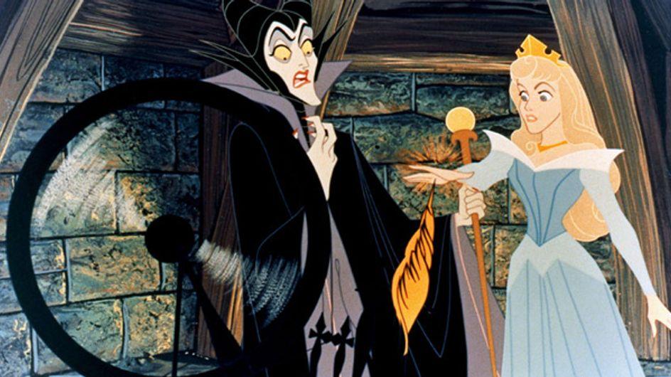 Découvrez la première image d'Angelia Jolie dans Maleficent ! (Photos)