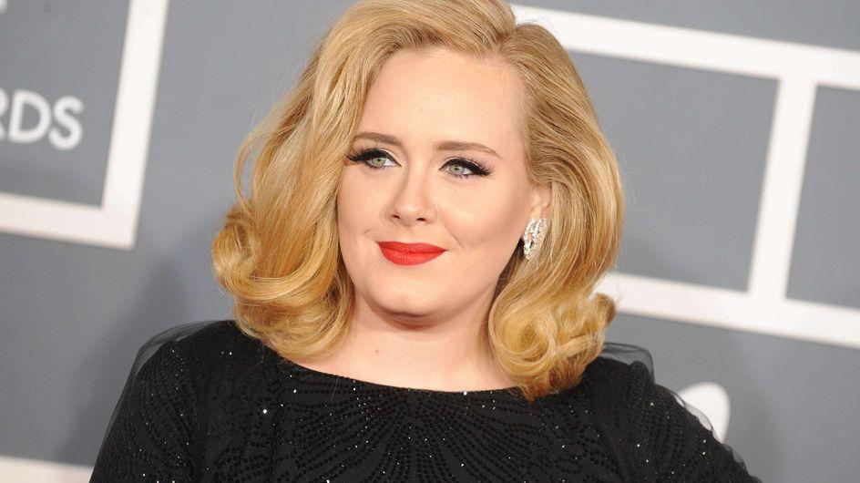 Adele : Elle sort une enfant du coma !