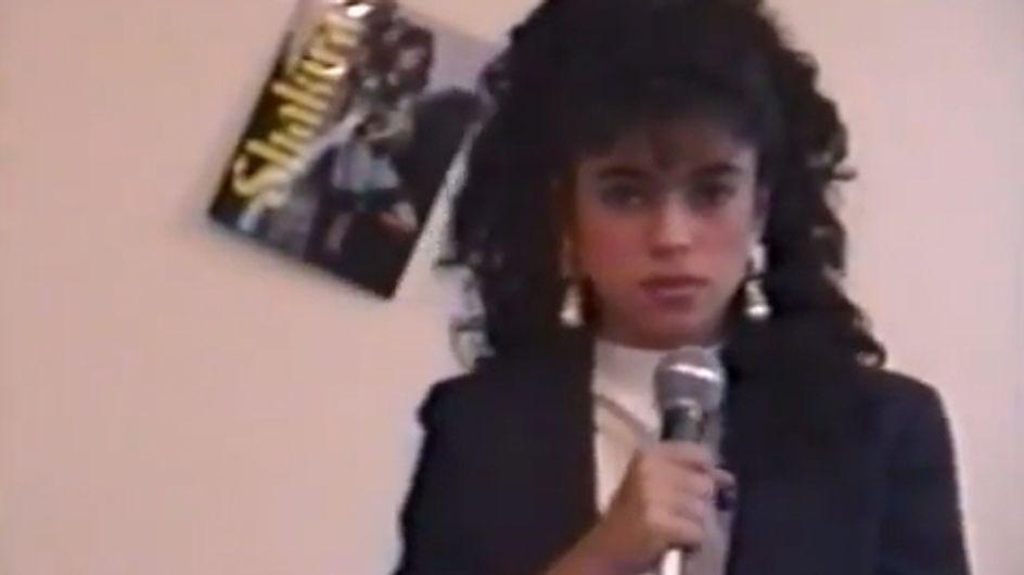 Shakira : Découvrez son premier clip... à 13 ans ! (Vidéo)