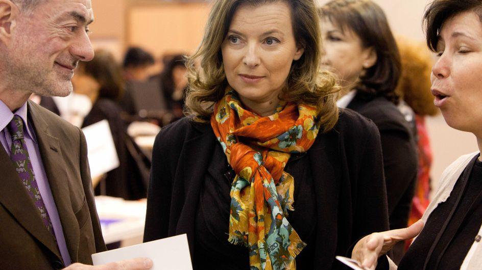 """Valérie Trierweiler : Elle """"fait avec"""" Ségolène Royal"""