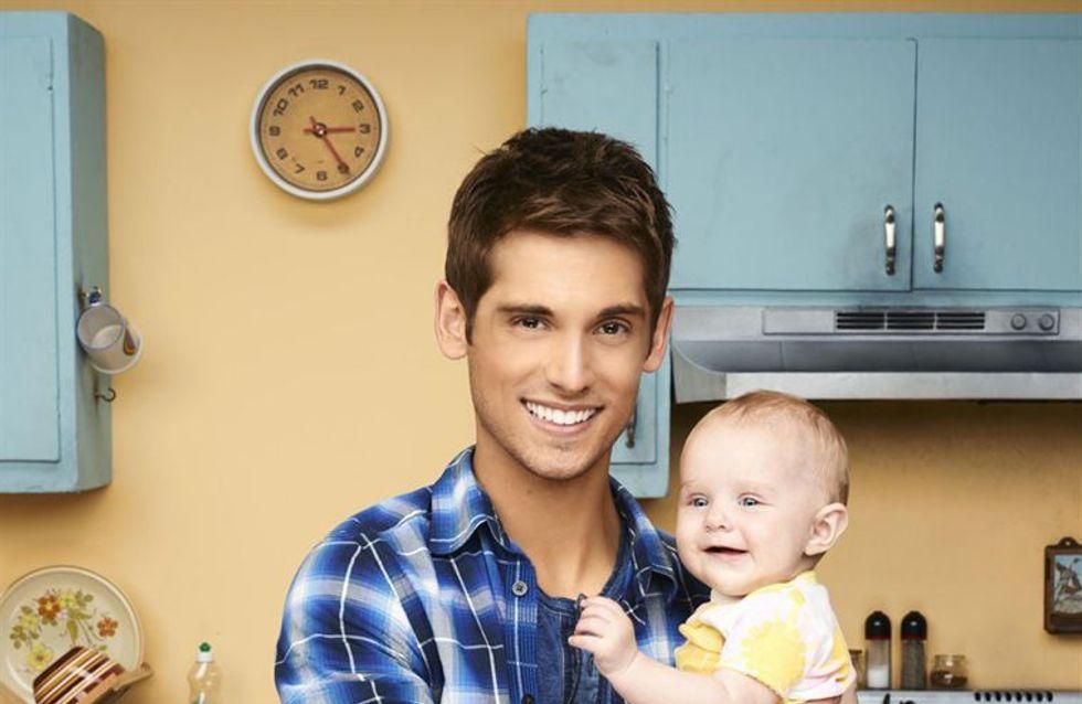 Baby Daddy la nouvelle série américaine qui fait le buzz