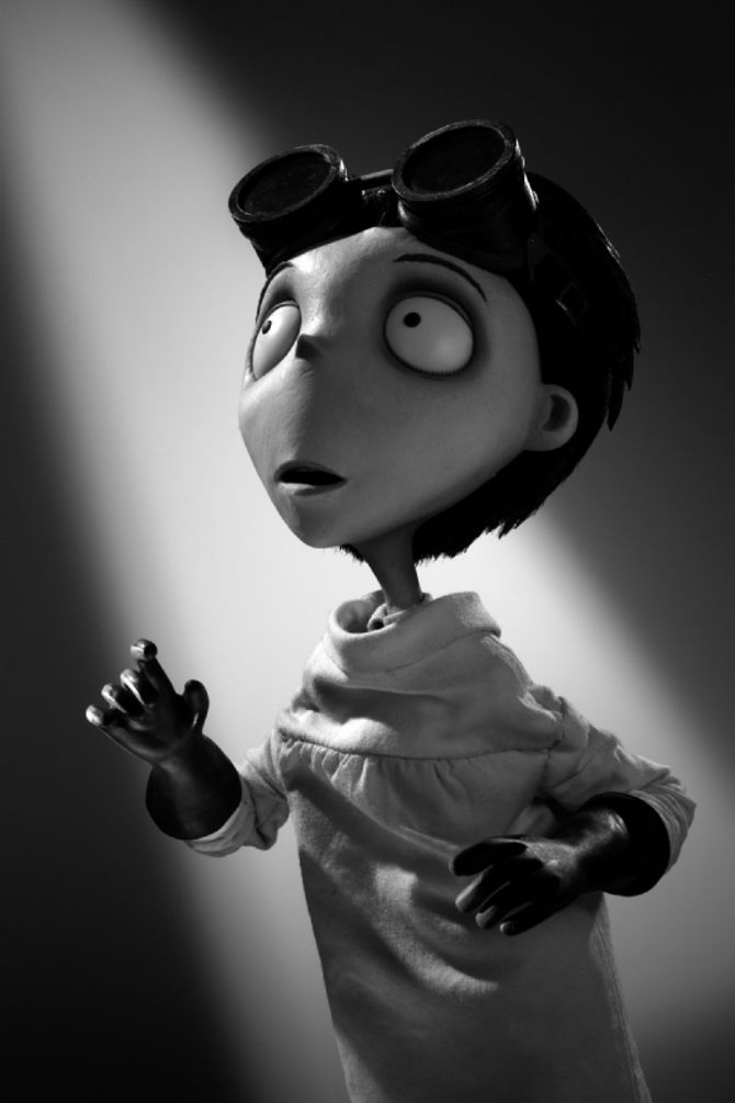 Tim Burton Frankenweenie Victor