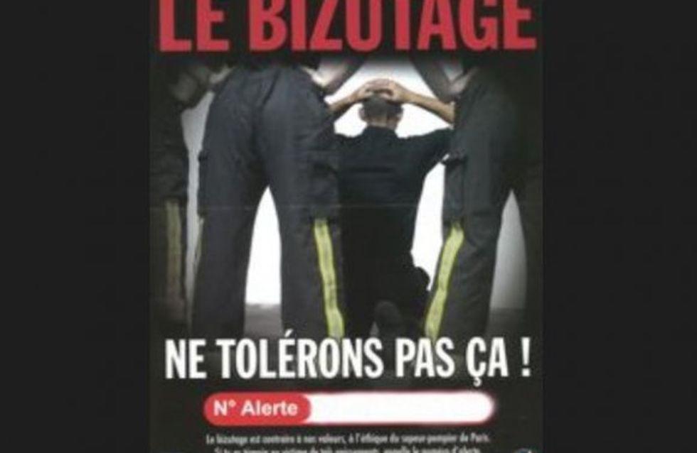 Viol chez les pompiers : L'affiche choc ! (Photos)