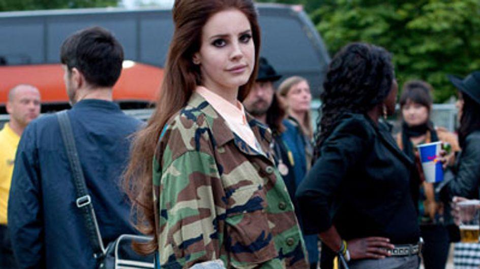 Lana Del Rey : Le pire look de la semaine ! (Photos)