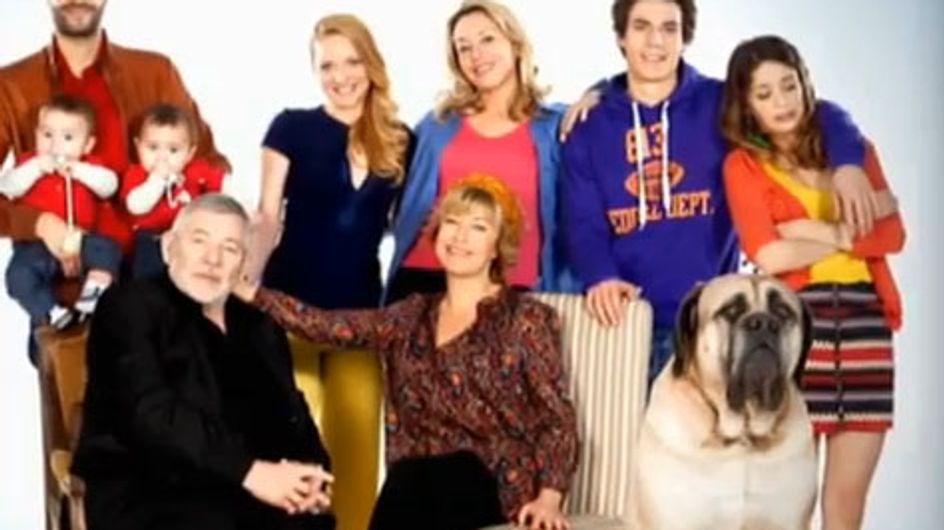 """""""En famille"""", la nouvelle série de M6 (Vidéo)"""