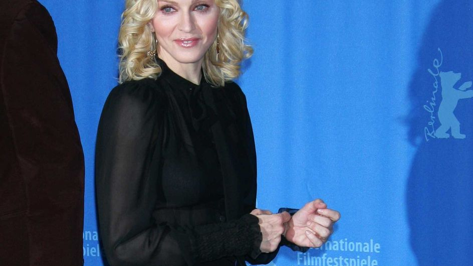 Madonna : Elle a peur qu'on lui vole son ADN !