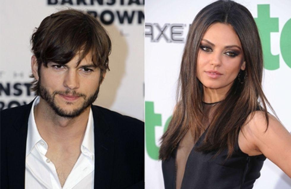 Ashton Kutcher et Mila Kunis : Vraiment de simples amis ?