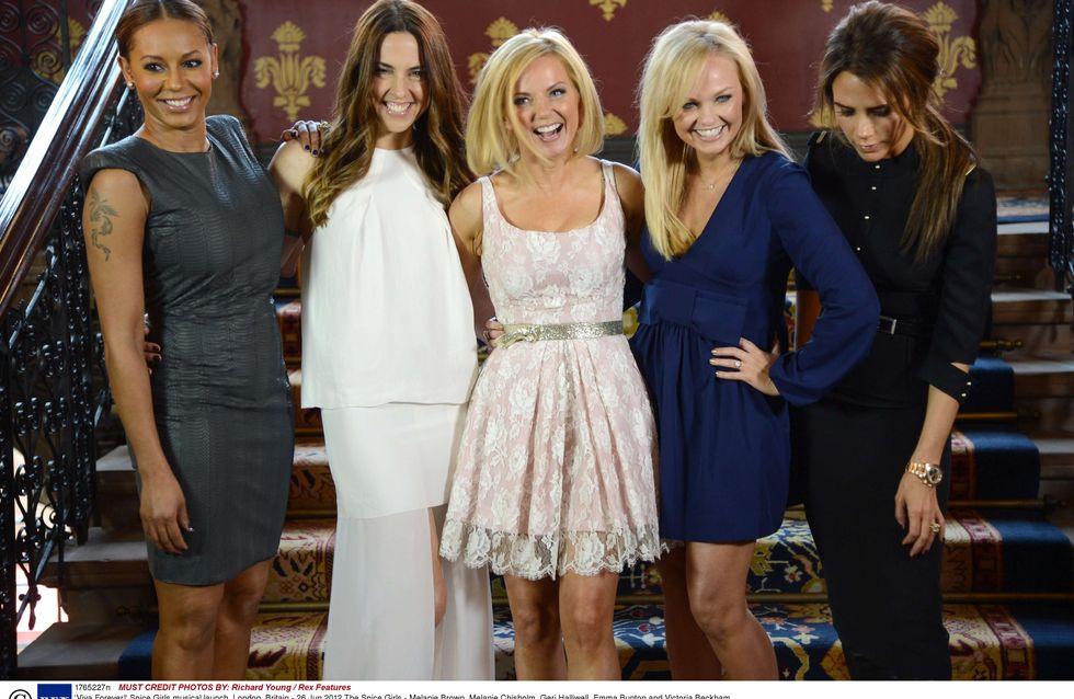 Spice Girls : De nouveau réunies !
