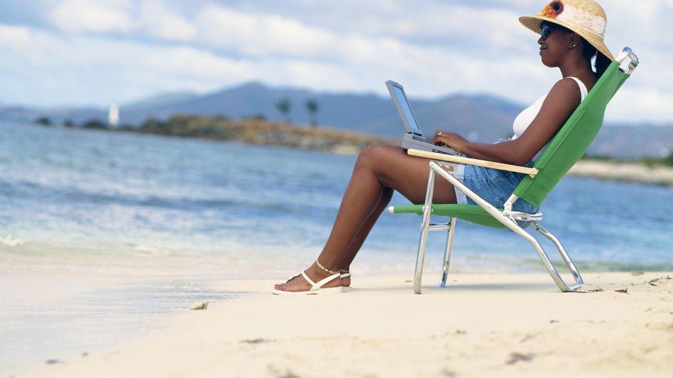 Congés : 26 % des Français travaillent pendant leurs vacances !