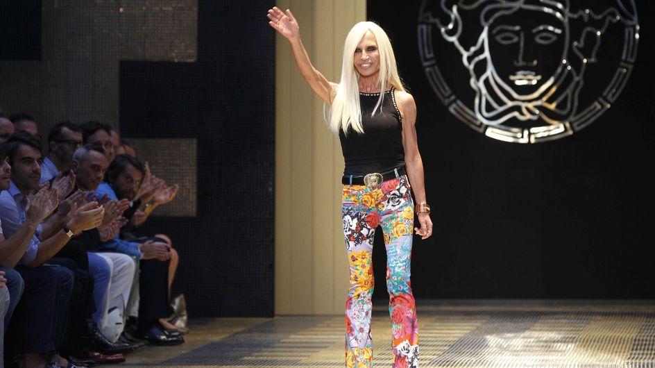 Versace : La marque lance sa ligne de bijoux