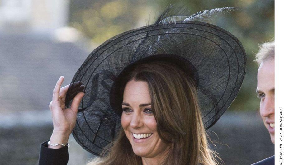 Kate Middleton : Ses chapeaux aux enchères !